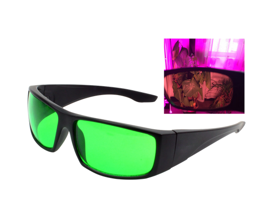 Greenhouse UV Protective Glasses