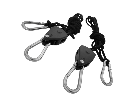 Rope Ratchet Hanger 1/8 2pcs
