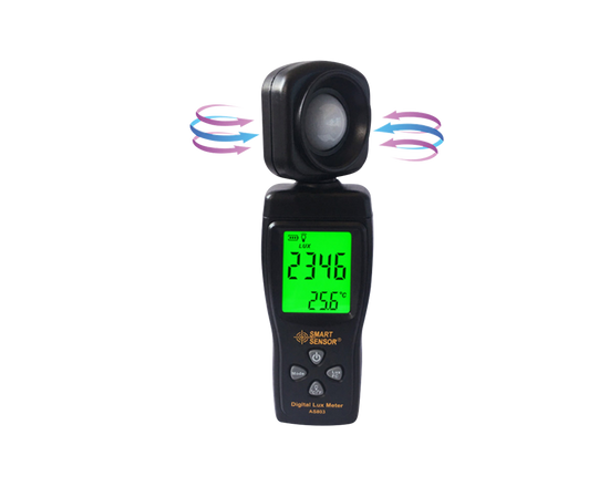 Digital Light Meter Luxmeter