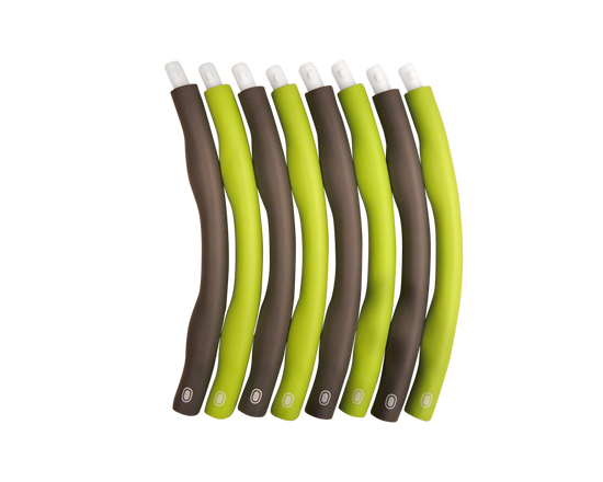 Detachable Hula Hoop Green Grey