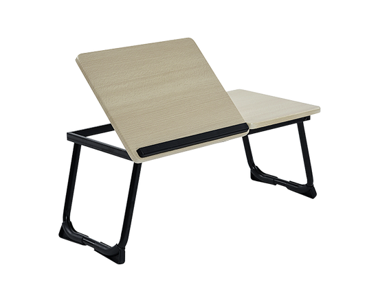 Adjustable Laptop Table  Black