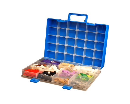 Lego Storage Box Blue