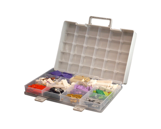 Lego Storage Box Grey