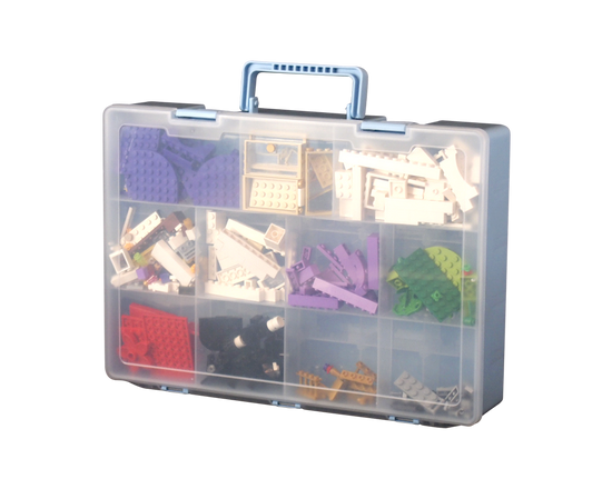 Lego Storage Box Sky Blue