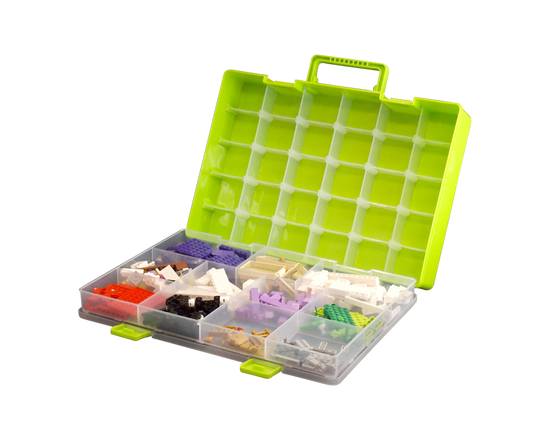 Lego Storage Box Green