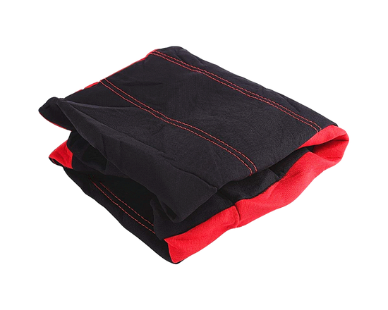 Universal Car Seat Cover 9 pcs Red