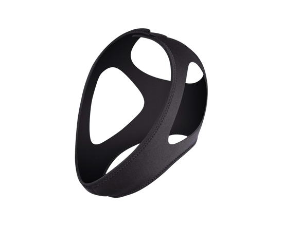 Anti Snore Jaw Strap BLACK
