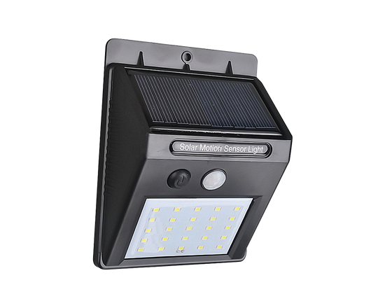 Solar Motion Sensor 25 LED Light