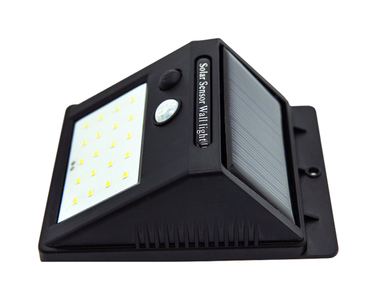 Solar Motion Sensor 20 LED Light