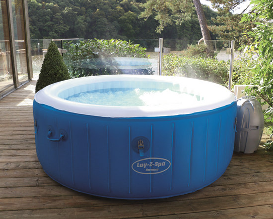 Bestway Inflatable Lay-Z-Spa Havana Airjet Jacuzzi Spa