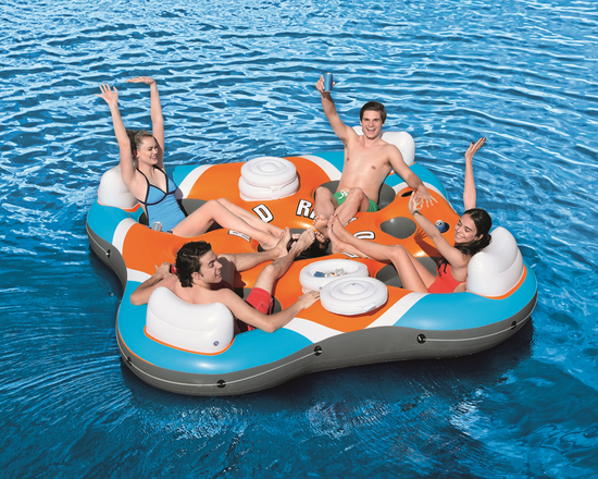 Bestway Floating Island CoolerZ Rapid Rider