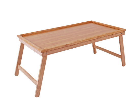 Bed Serving Tray Bamboo