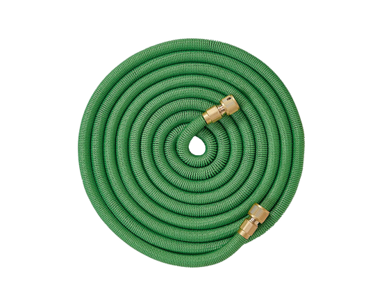 Expandable  Garden Hose  Green 30M