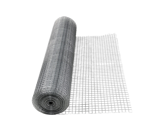 Steel Wire Mesh Garden Fence Netting Roll 120cm 25M