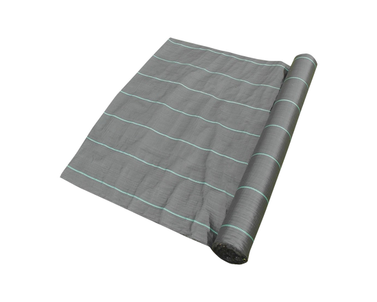 Landscape Barrier Weed Mat Cover 2M x 50M