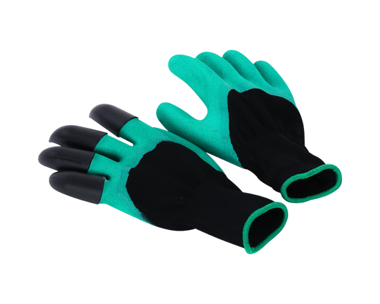 Garden Gloves with Claw 2 Pairs