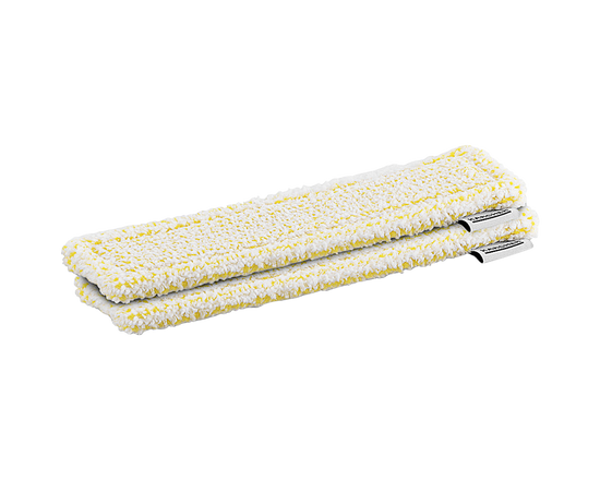 Karcher Window Vacuum  Microfibre Cloths (2 Pack)