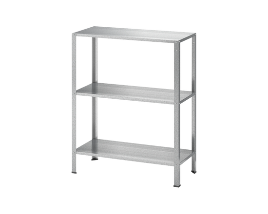 IKEA HYLLIS Storage Shelves Rack 3 Tier