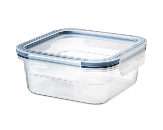 IKEA 365+ Food Plastic Container Square 750ml