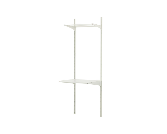 IKEA ALGOT Wall  Drying Rack White