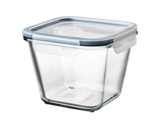 IKEA 365+ Glass Food Container Square 1.2L