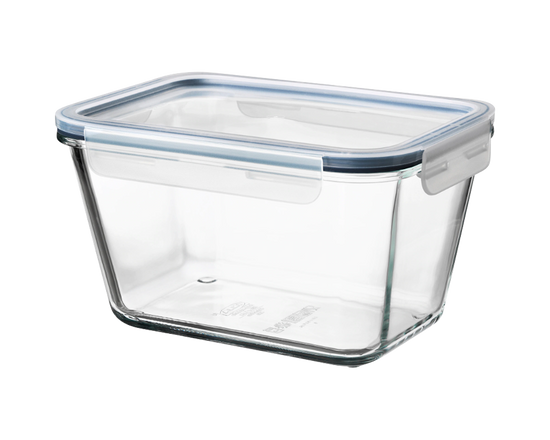 IKEA 365+ Food container With Lid Rectangular 1.8L