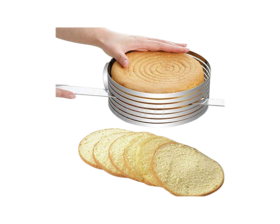 Cake Slicer Layer Slice Stainless Steel 12 inch