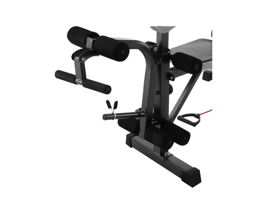 Multi Station Workout Fitness Exercise Home Gym