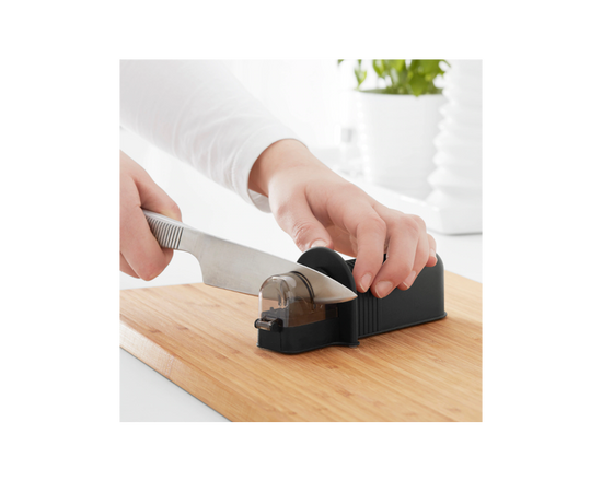 IKEA ASPEKT Knife Sharpener Black