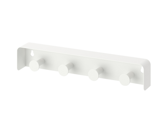 IKEA ENUDDEN Towel Rack White