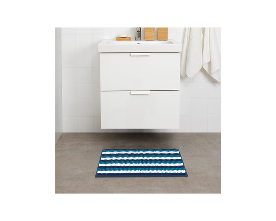 IKEA TOFTBO Bath Mat Multicolour