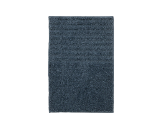 IKEA VINNFAR Bath Mat Dark Blue