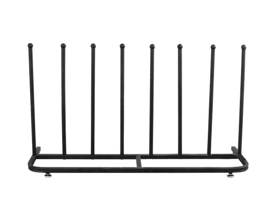 Four-Pair Metal Boot Stands