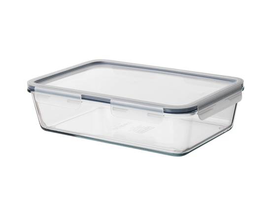 IKEA 365+ Glass Container Rectangular 3.1L