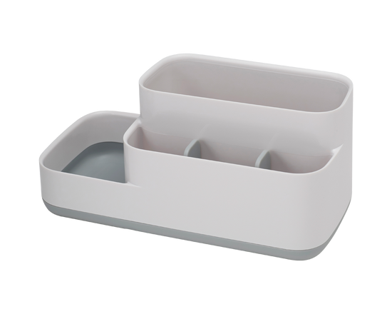 Joseph Joseph EasyStore Bathroom Caddy Grey