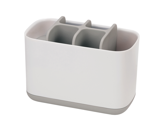 Joseph Joseph EasyStore Toothbrush Caddy Large Grey