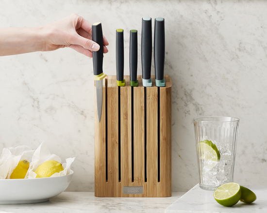 Joseph Joseph Elevate Knife Block Set Of 5