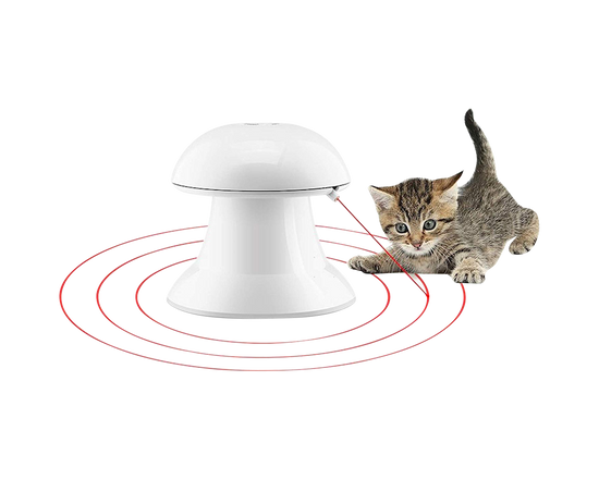 Cat Laser Toy Automatic Pointer