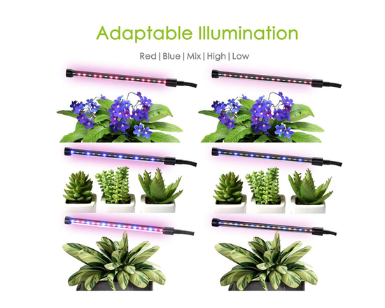 Hydroponic LED Grow Light 10W