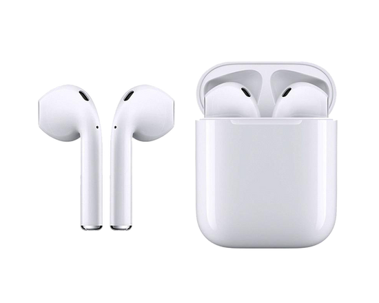 TWS Bluetooth 5.0 Wireless Earbuds White