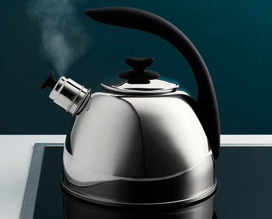Berghoff Whistling Kettle 2.5L Lucia