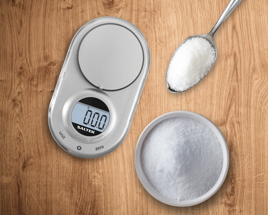 Salter Precision Electronic Kitchen Scale