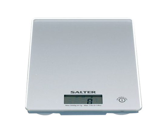 Salter Ultra Slim Electronic Kitchen Scale