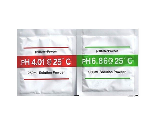 6 x PH Buffer Powder