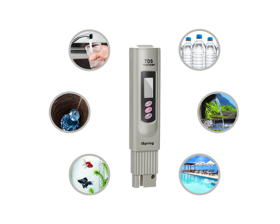 TDS Meter Water Quality Tester