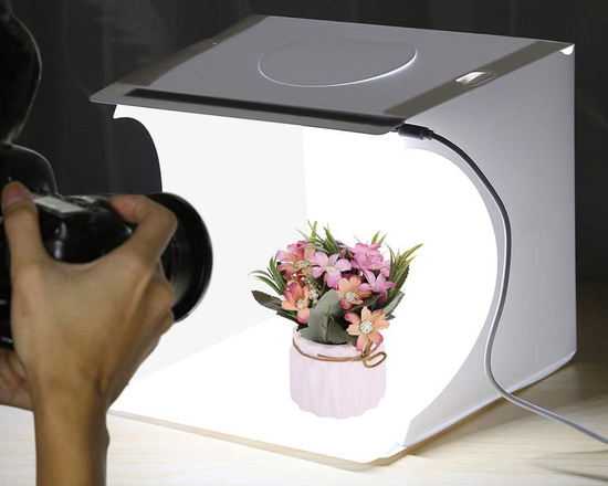 Mini Photography Studio Light Box