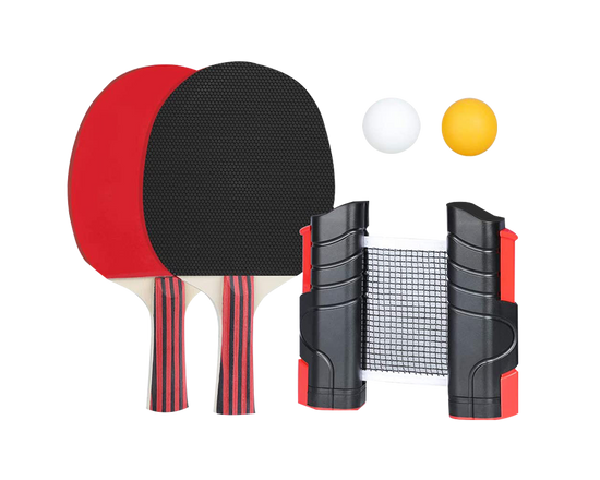 Table Tennis Racket Bat Set