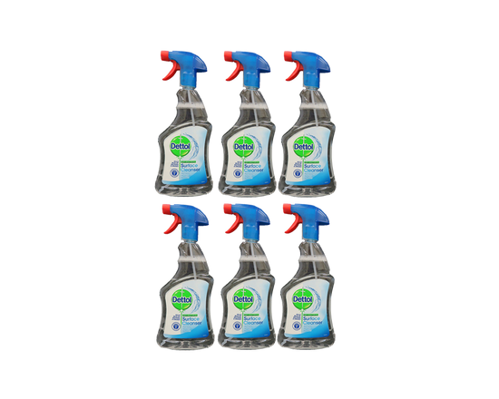 Dettol Anti-bacterial Surface Cleaner 6pk