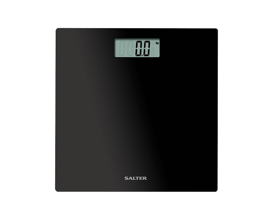 Salter Ultra Slim Glass Electronic  Bathroom Scale
