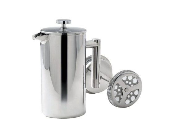 1 Litre Stainless Steel Coffee Plunger